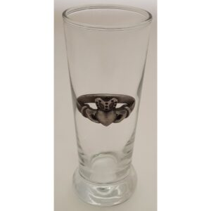 #1060-C 2.5 Oz. Claddagh Shooter Shot Glass