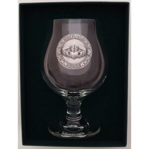 #1801 Belgian Craft Beer Glass