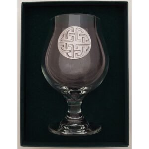 #1808 Belgian Craft Beer Glass