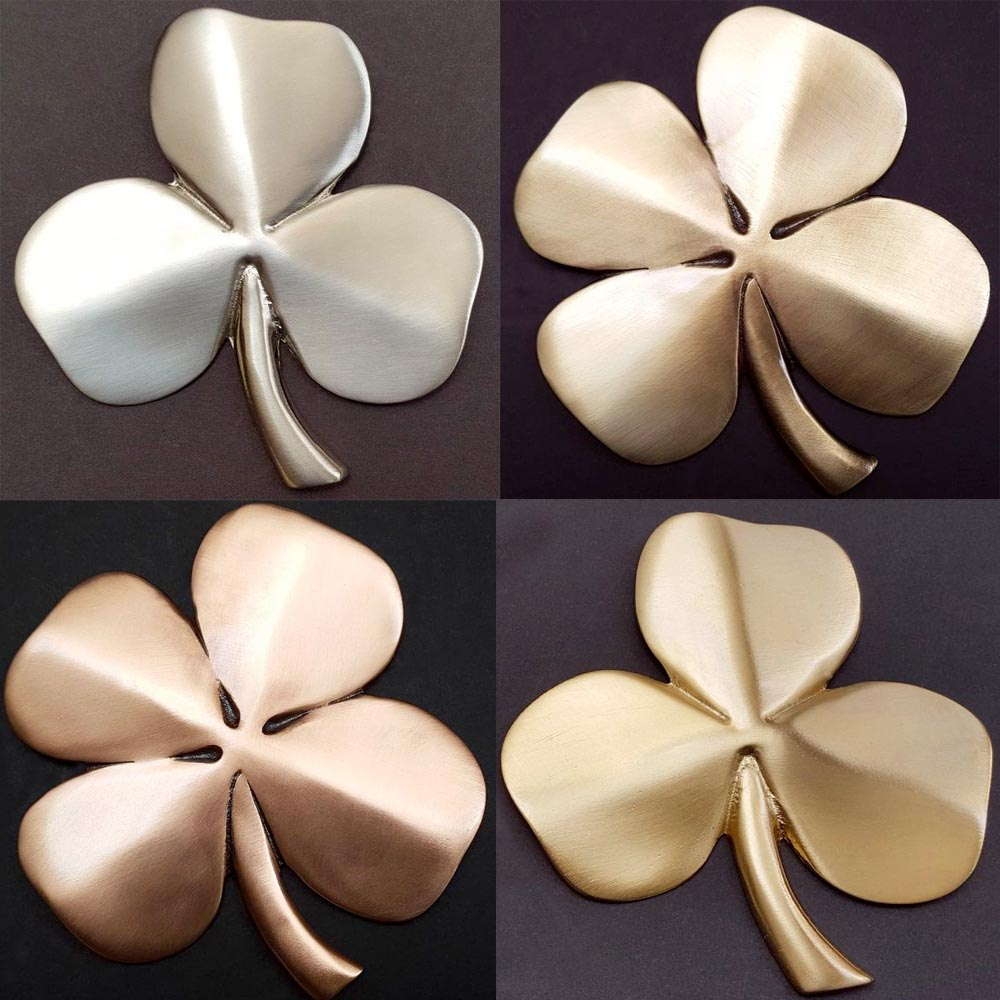 Shamrock / Four Leaf Wall Hangings