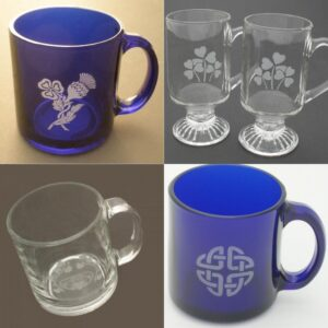 Coffee & Irish Coffee Mugs